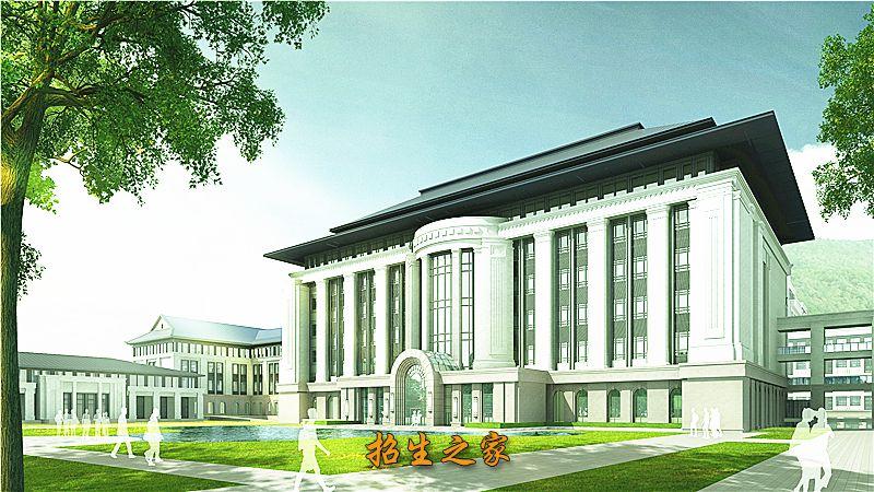宜宾学院教学楼